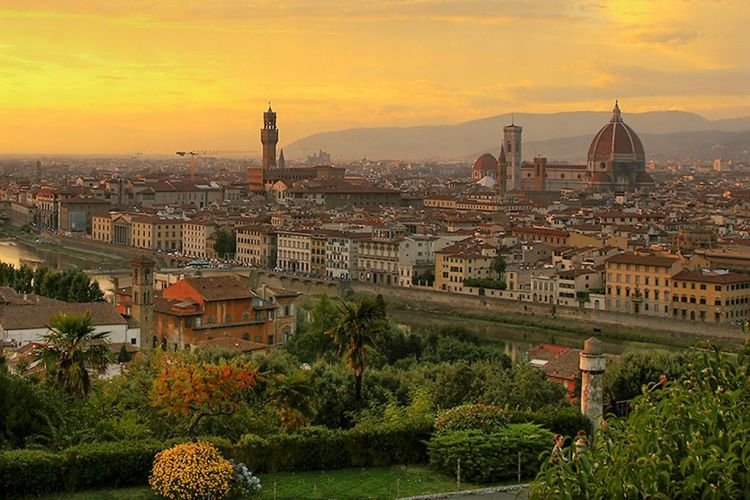 Leukste stedentrips Florence