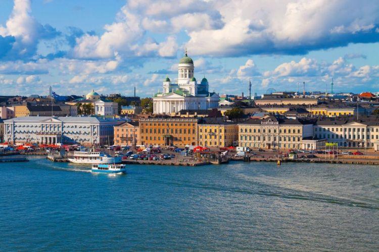 Leukste stedentrips : Helsinki