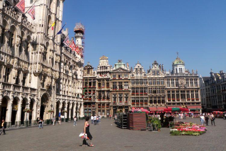 Wat te doen in Brussel - Grote Markt