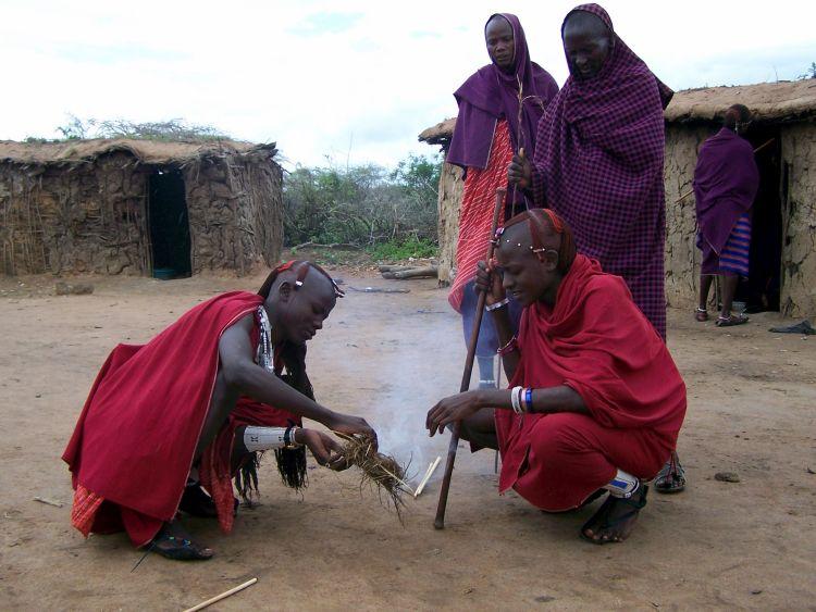 Safari Kenia - Masai - Reisvlinder.nl