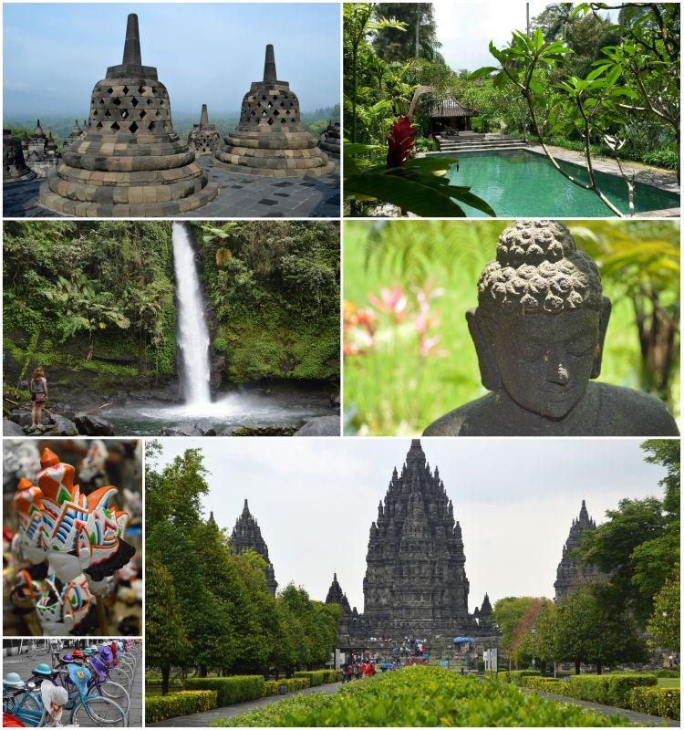 Foto's Rndreis Java Indonesie