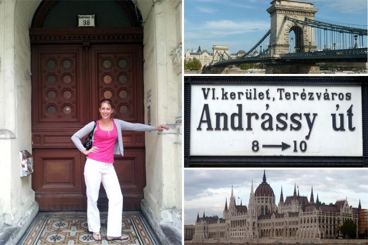 Goedkope stedentrip Boedapest - Andrássyboulevard
