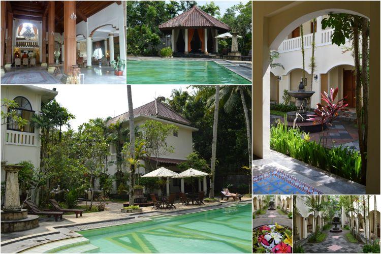 Saraswati Hotel Borobudur - luxe Hotels Java - Reisvlinder.nl