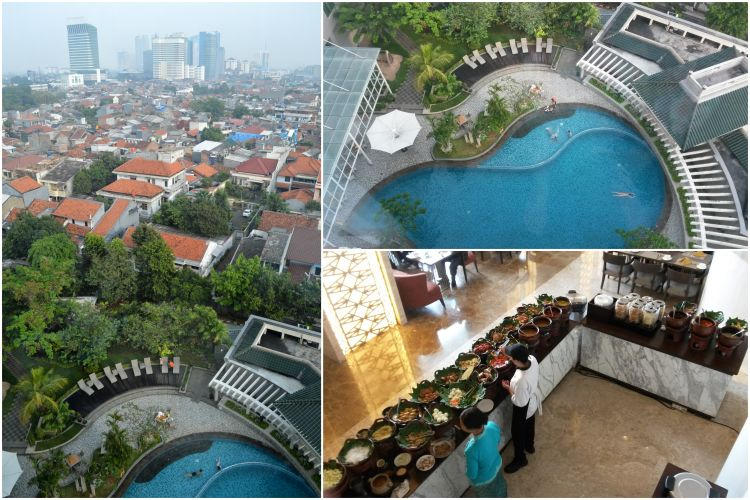 Santika Premiere Hotel Jakarta - luxe Hotels Java - Reisvlinder.nl