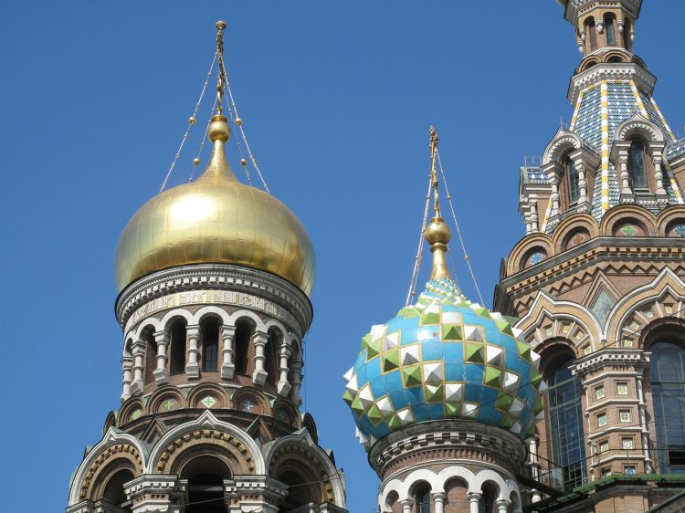 Leukste stedentrips Sint Petersburg