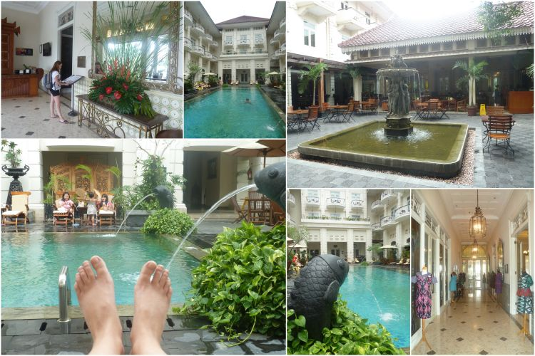 The Phoenix Hotel Yogyakarta - luxe Hotels Java - Reisvlinder.nl