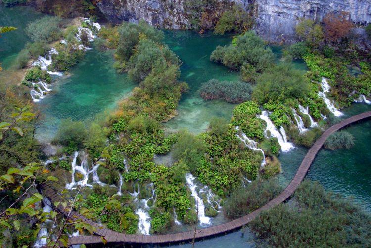 Plitvice meren - Kroatie - Reisvlinder.nl