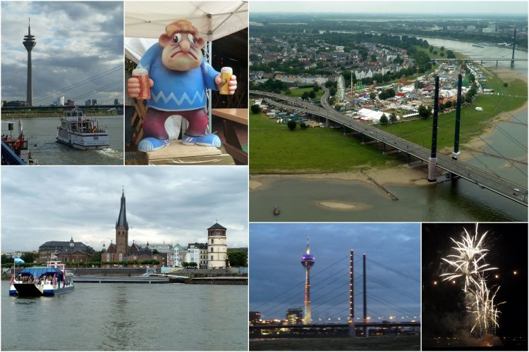 Evementen buitenland - Kermis Dusseldorf