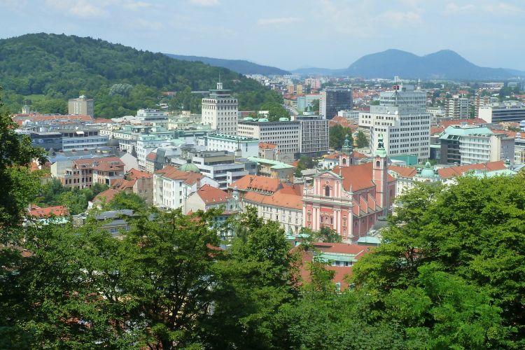 Zien en doen in Ljubljana - Slovenie - Reisvlinder.nl