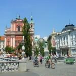 Zien, doen & proeven in Ljubljana
