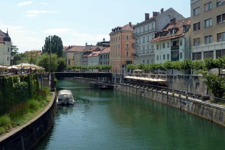 Zien en doen in Ljubljana