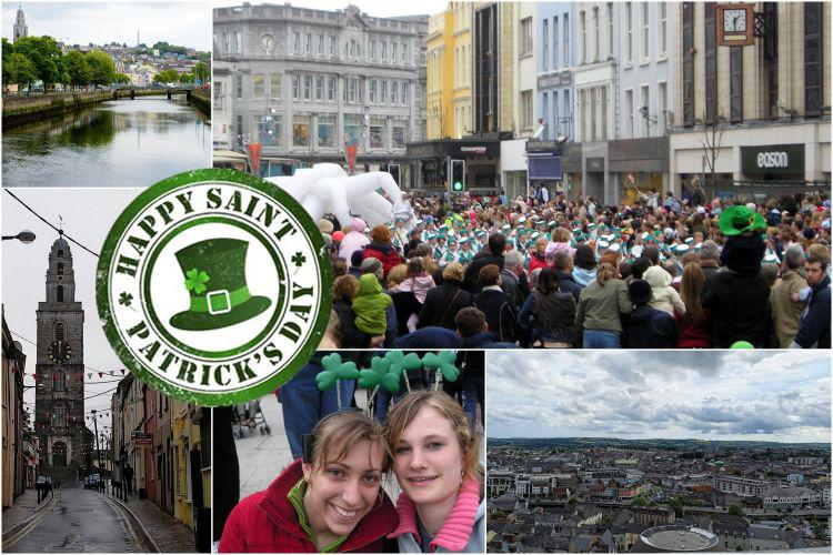 Festivals buitenland - Sint Patricks Day Cork Ierland