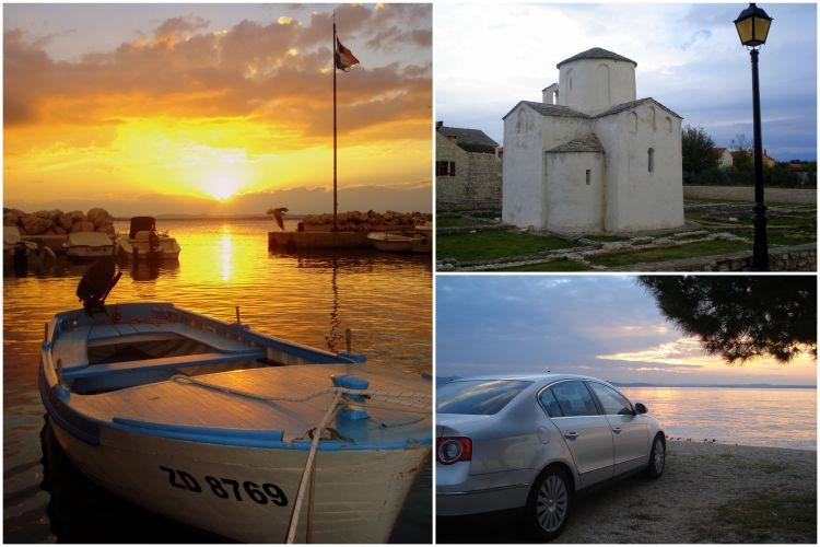 Plitvice meren - Zadar Kroatie -