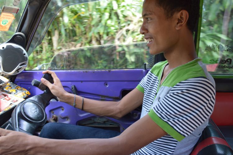Kampoeng Padi - Nagrak - Reisvlinder