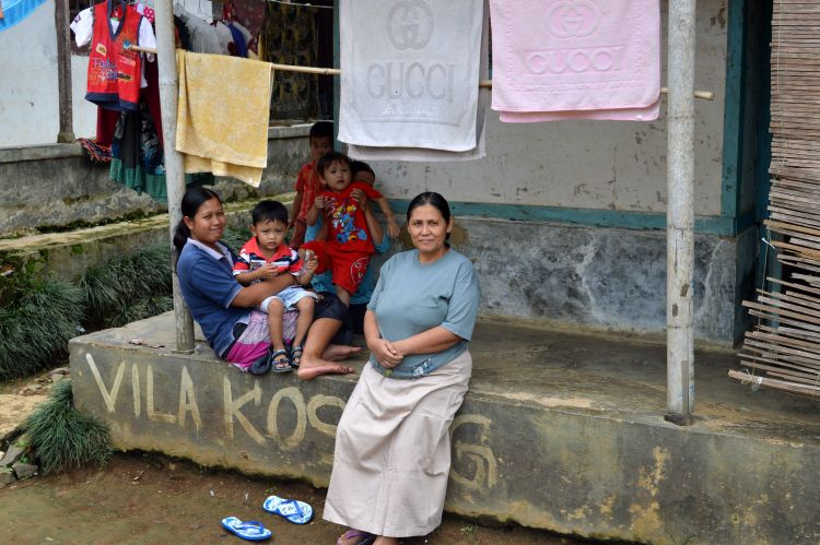 Kampoeng Padi Nagrak Java