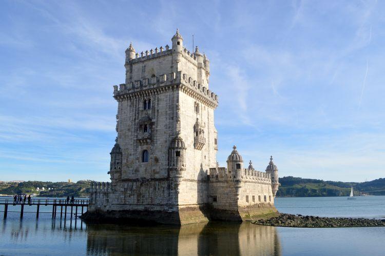 Stedentrip Lissabon bezienswaardigheden Torre de Belem - Reisvlinder.nl