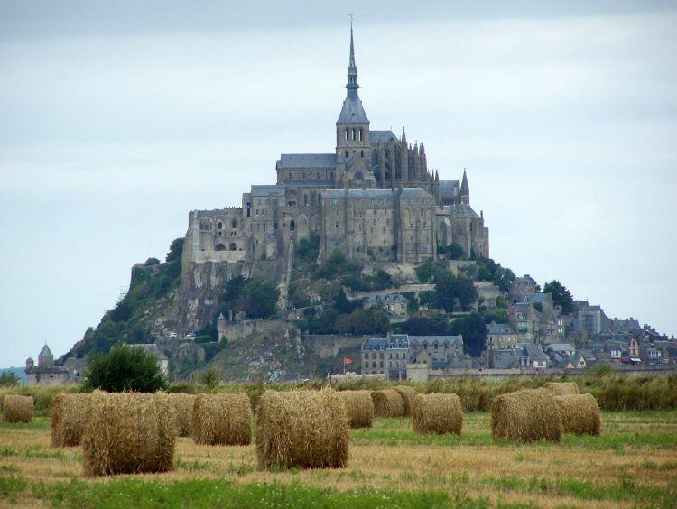 Roadtrip Normandië - Mont Saint-Michel - Reisvlinder.nl