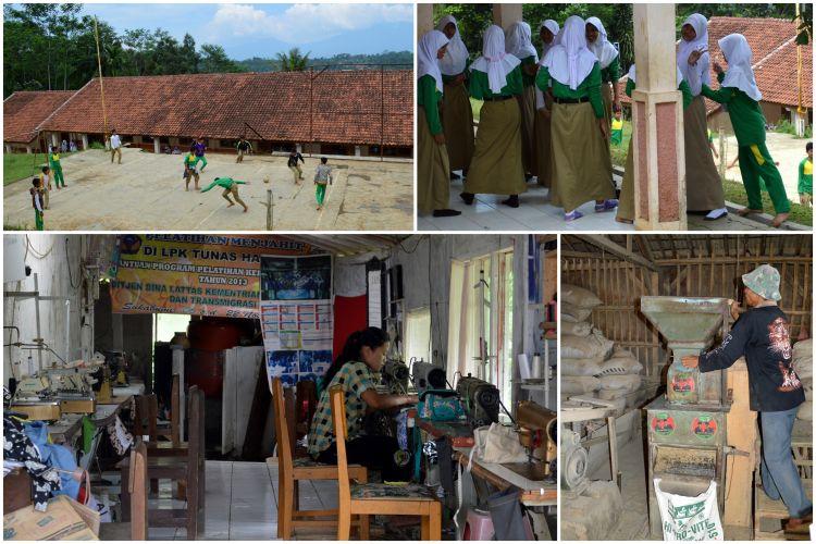 Kampoeng Padi - Nagrak - Java