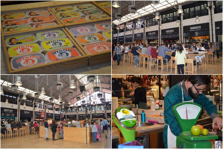Stedentrip Lissabon bezienswaardigheden - Mercado da Ribeira - Reisvlinder.nl