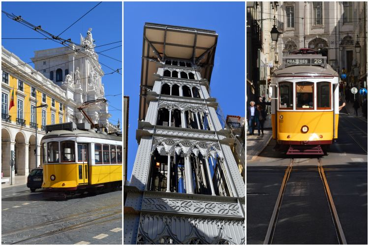 Verslag Stedentrip Lissabon - Resivlinder.nl