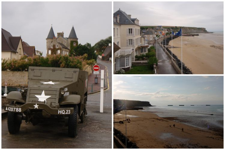 Roadtrip Normandië