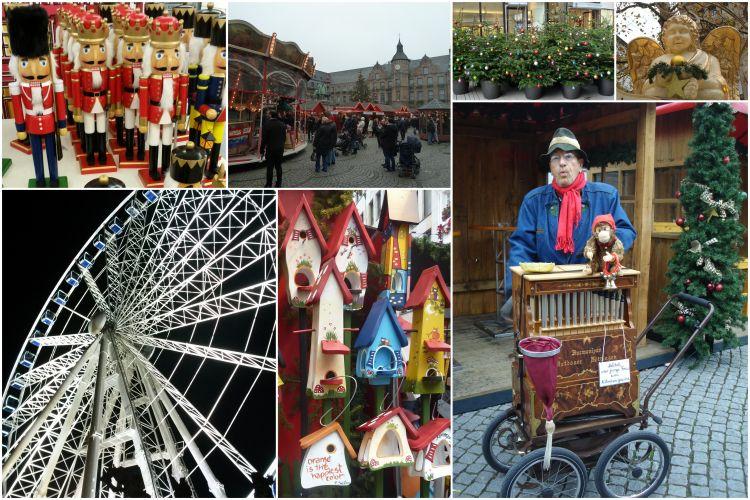 stedentrip Dusseldorf in de zomer of winter?