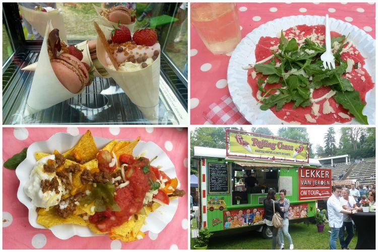 Food Festivals - Eten op rolletjes