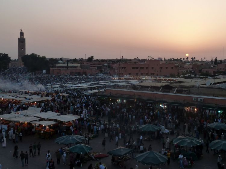 Doen in Marrakech - Zien, doen en proeven - Reisvlinder.nl