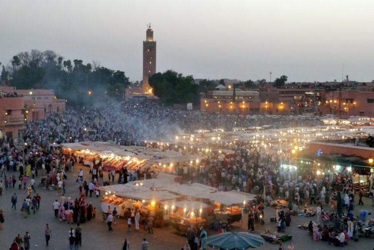 Stedentrip Marrakech - zien, doen en proeven - Reisvlinder.nl