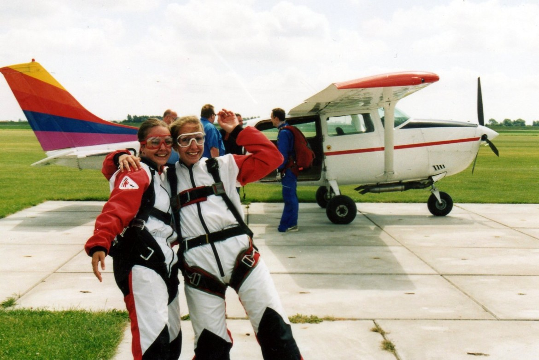 Parachutespringen Zeeland skydive