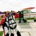 Photo Flashback: de dag dat ik uit een vliegtuig sprong