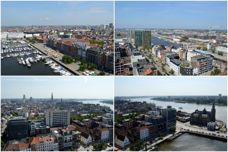 Gratis zien en doen in Antwerpen