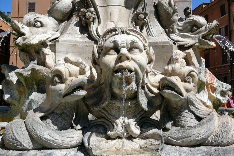 mooiste fonteinen in rome