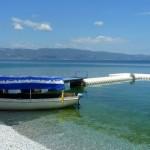 Macedonië: een boottocht op het meer van Ohrid
