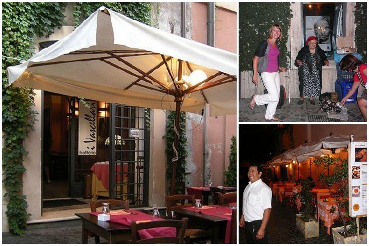 zien en doen in Rome - Trastevere