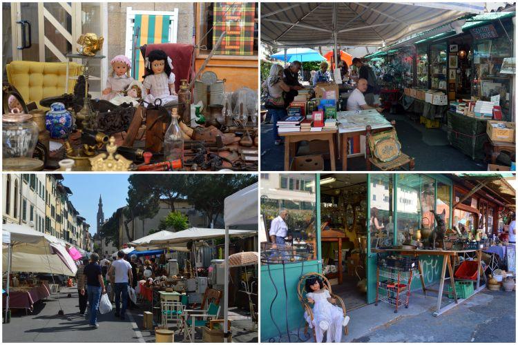 marktjes in florence