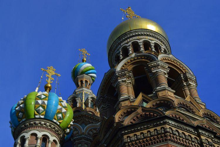 Verslag stedentrip Sint-Petersburg
