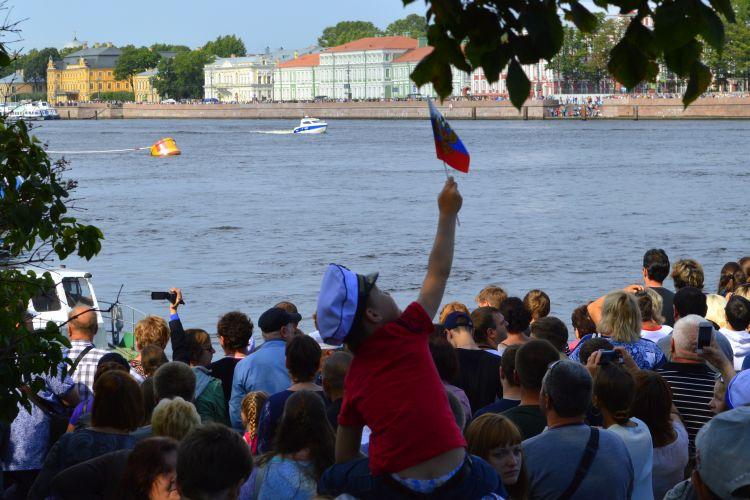 Russian Navy Day Sint Petersburg