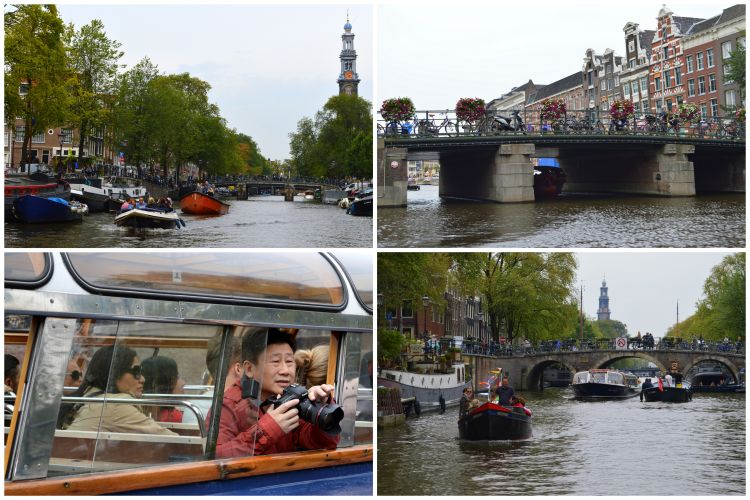 sloepvaren in amsterdam