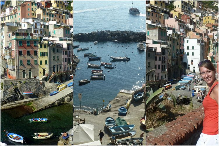 dorpjes Cinque Terre