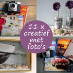 11 x creatief met je vakantiefoto's + WINACTIE