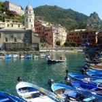 De 5 kleurrijke dorpjes van Cinque Terre