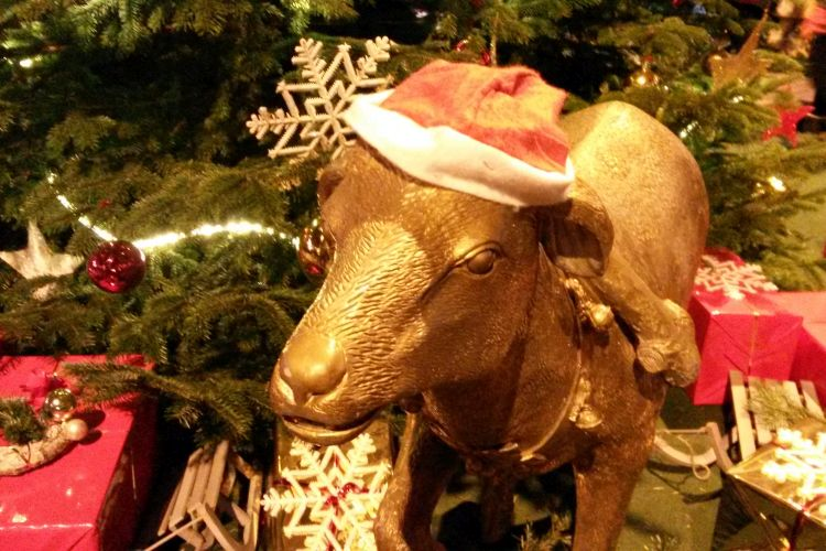 kerstmarkten Mïunster