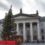Magische kerstsfeer in Dublin