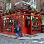 Dublin: de kleurrijke wijk Temple Bar in beeld