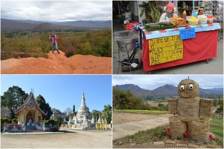 verslag noord-thailand en laos - pai