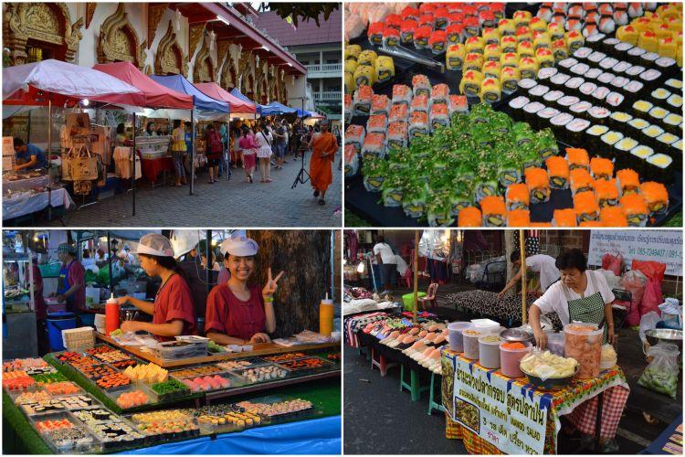 verslag noord-thailand en laos - chiang mai