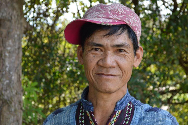 portretten laos