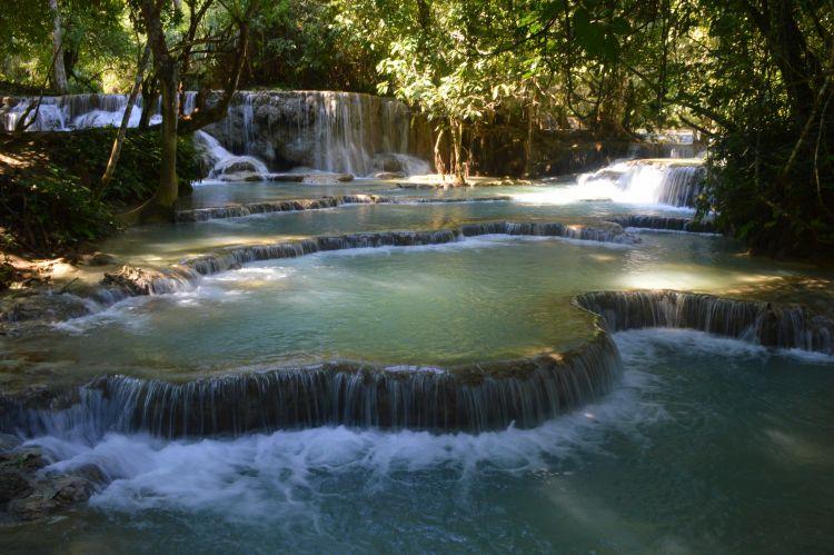 reizen in 2016 - Laos