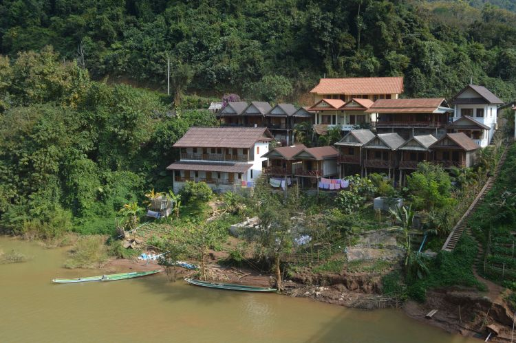 reisverslag laos - nong khiaw
